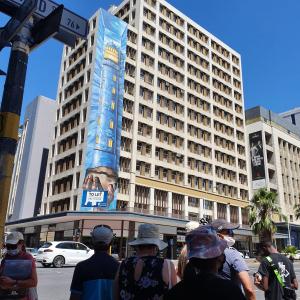 Guided City Centre Tour - post 2021 festival