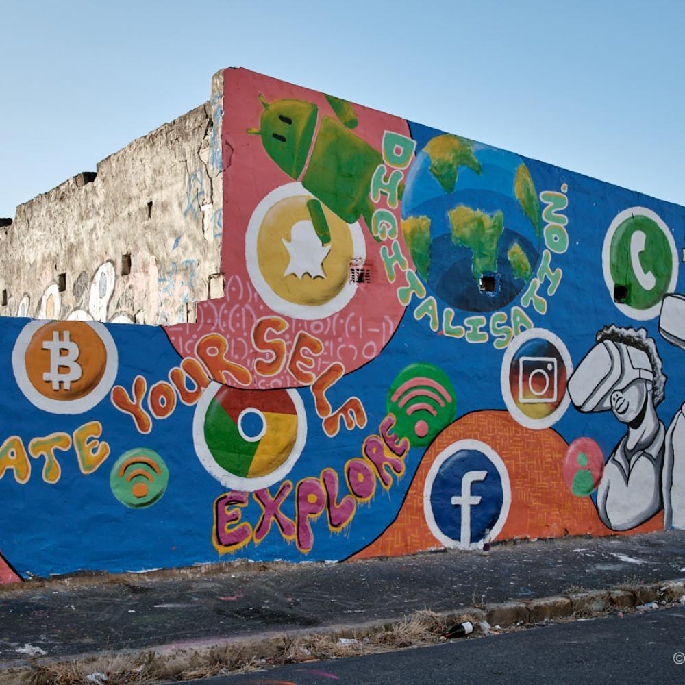 IPAF 2020 Bash street art